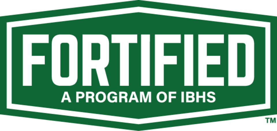 FORTIFIED - A Program of IBHS